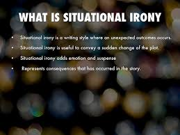 situational irony the necklace by sonja feaster 2