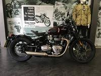 triumph bobber motorcycles for sale on auto trader bikes