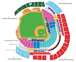 Miami Marlins Seating Chart With Seat Numbers Going Fishing Breaking Down Marlins Park Seating The Top Step