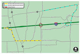roadwork on illinois 390 at i 290 on saay june 25 one eastbound lane on illinois route 390 between meacham road and i 290 is scheduled to close at 9