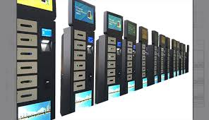 Vending Machines That Buy Old Cell Phones Custom Cell Phone Charging Station Custom Vending Machine Design And