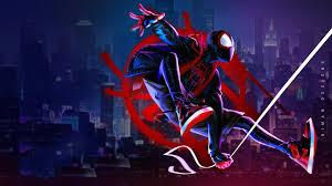 318858 Miles Morales, Spider-Man: Into ...