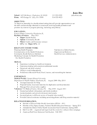 67 Resume Internship Objective Sample Resume For College