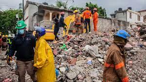 Haiti quake death toll tops 2,000 as ...