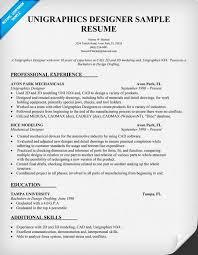 Resume format for 3d artist