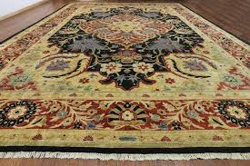 signed fine serapi palace size oriental rug 14x20 traditional area rugs by manhattan rugs