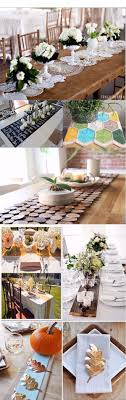 you can make a table runner for your table with your own hands these diy runner and cloth ideas will extremely beautify your home and make it more creative