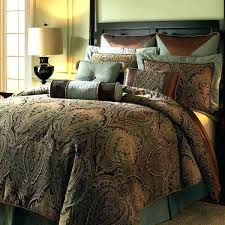 blue brown duvet covers creative idea brown king size comforter set