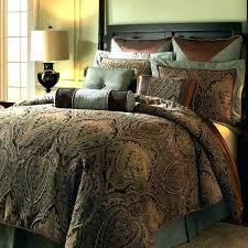 blue brown duvet covers creative idea brown king size comforter set