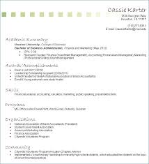Resume For Highschool Students Artemushka Com