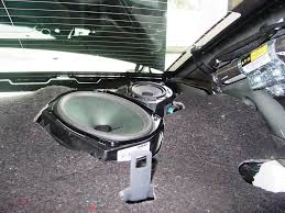 bose car speakers for sale. chevy impala rear deck tweeters bose car speakers for sale