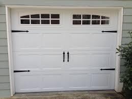 review garage door handles decorative