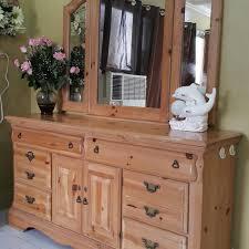 cherry oak dresser. Exellent Oak Beautiful Cherry Oak Dresser With Folding Mirror Home U0026 Furniture On  Carousell Throughout Cherry Oak Dresser