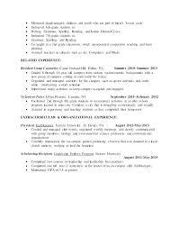 Sample Teacher Resume Format Elementary Teacher Resume Template ...