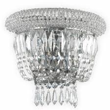Настенный светильник <b>Ideal Lux Dubai</b> AP2 Cromo — купить в ...