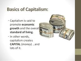 economic system us south korea  4 basics of capitalism • capitalism is said to promote economic