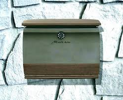 vertical wall mount mailboxes vertical wall mount mailbox bronze horizon horizontal special lite s stainless steel