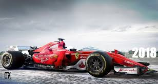 2018 ferrari concept. brilliant ferrari likely to be ruled out following discussions this week among f1  racingu0027s key stakeholders this concept was designed according these considerations for 2018 ferrari i
