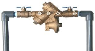 backflow preventer maintenance upkeep protects water quality