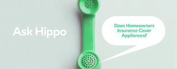 How much is homeowners insurance? Ask Hippo Does Homeowners Insurance Cover Appliances Hippo Insurance Blog