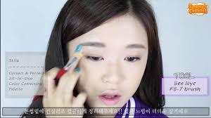 트와이스 쯔위 cheer up 메이크업 twice tzuyu makeup tutorial cheer dance makeup tutorial saubhaya makeup