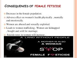 female foeticide in   vicious cycle of female feticide 4