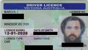 Strainer Licence Pasta co Stuff This nz Guy Wearing Driver's Photo In A His Is Australian