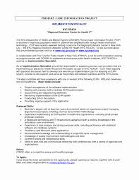 Health Information Specialist Sample Resume Release Of Information Specialist Sample Resume Lovely Information 1