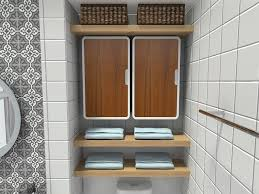 diy bathroom wall storage. Simple Bathroom DIY Bathroom Storage Ideas  Wall Mounted Shelves And Medicine Cabinet  Inside Diy