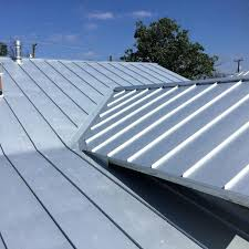 installing metal roofing when to install metal roofs diy corrugated metal roofing installation