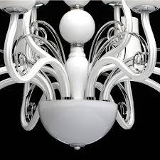 Moderner Kronleuchter Shabby Chic In Weiß
