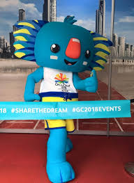 the best commonwealth games ideas  borobi the 2018 gold coast queensland commonwealth games mascot