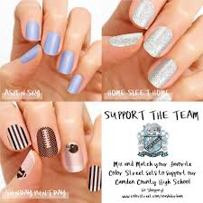 Tennessee Football Nail Designs Supporting Your Favorite Football Team With Color Street