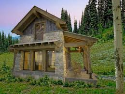 small stone country homes house plans fresh small mountain cabin designs homes floor plans home design