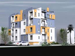 Exterior Rendering Model Decoration Awesome Design Ideas
