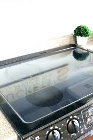 cleaning glass stove top clean glass top stove without scratching how cleaning glass stove top with