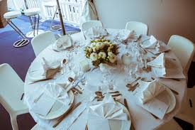 Chantilly Design And Events Lunch Tables With The Amanda De Montal Candles Longines