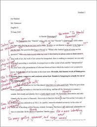 below is a sample of an essay in mla format argument essay outline in mla format english  mr gunnar by wsu