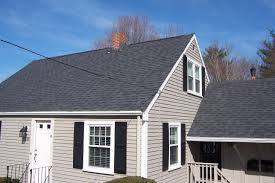 Black architectural shingles Roofing Black Architectural Shingles By Certainteed Landmark Shingles With Wooden Siding For Exterior Design Ideas Triple Roofing Exterior Design Elegant Roofing By Certainteed Landmark Shingles