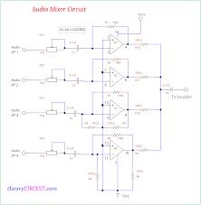 mixer wiring diagram pdf wiring diagram info mixer circuit diagram wiring diagram user audio mixer circuit mixer grinder circuit diagram 4 channel audio