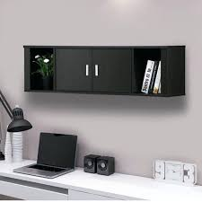 storage home office. Home Office Wall Cabinet Cabinets Desk Storage Solutions 3 Shelf Furniture Hanging