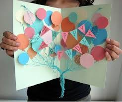 Greeting Card Crafts  How To Use Old CardsCard Making Ideas For Birthday