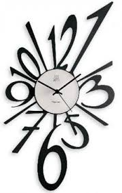 Small Picture Modern Kitchen Wall Clocks Foter