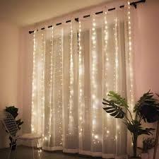 3x3 M 300 Led Curtain Light Christmas Light String