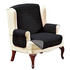 black furniture covers. elegant comfort quilted reversible furniture protector black covers x