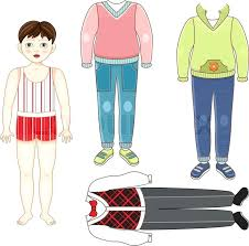 Paper Doll Boy The Paper Doll Boy Paper Doll Boy And Girl Coloring