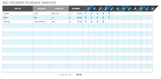 Great Payment Plan Schedule Templates Template Archive Biweekly Pay