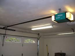 garage door opener the garage door opener