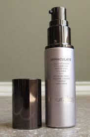 hourgl immaculate liquid powder foundation