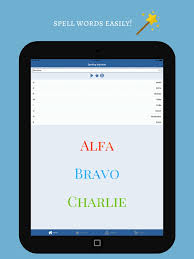 International phonetic alphabet (ipa) symbols used in this chart. Nato Phonetic Alphabet On The App Store